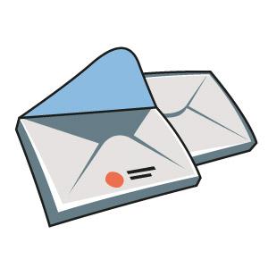 Sobres para correo